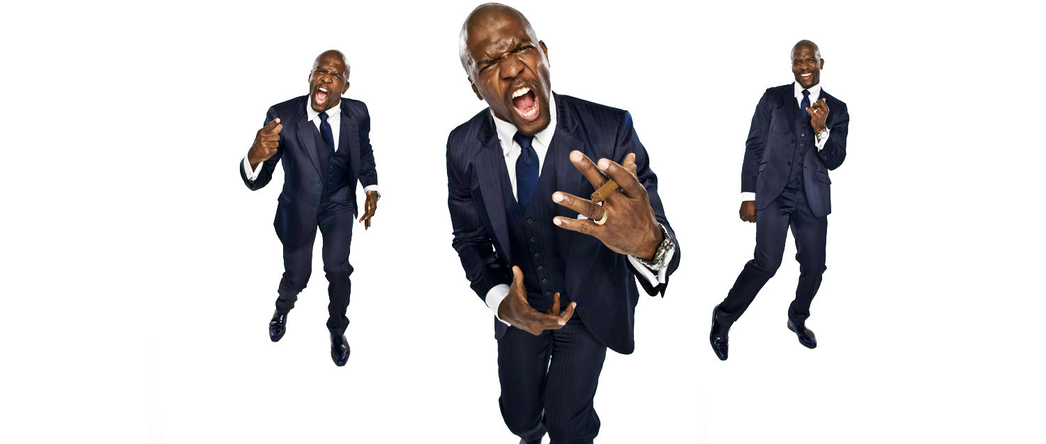 Actor & Designer Terry Crews