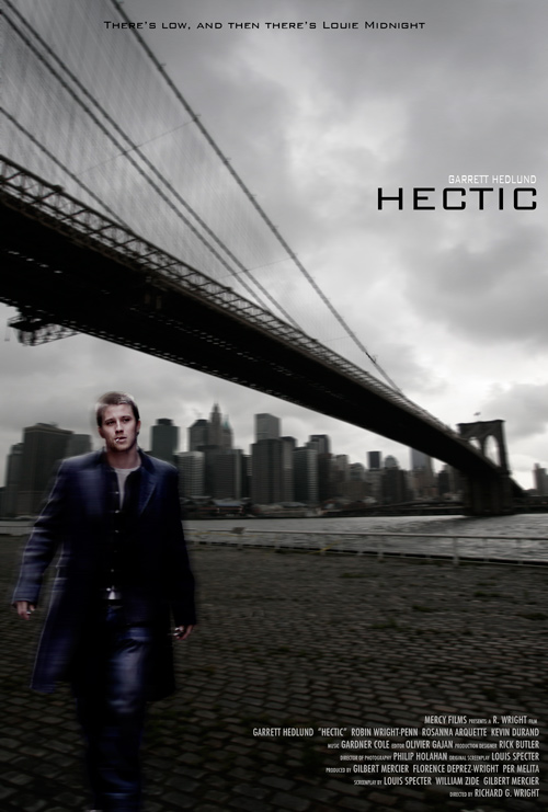 HECTIC, the film